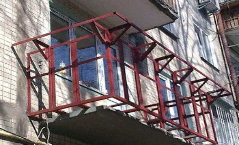 """Балконы и лоджии во владивостоке от компании """"балкон""""."""