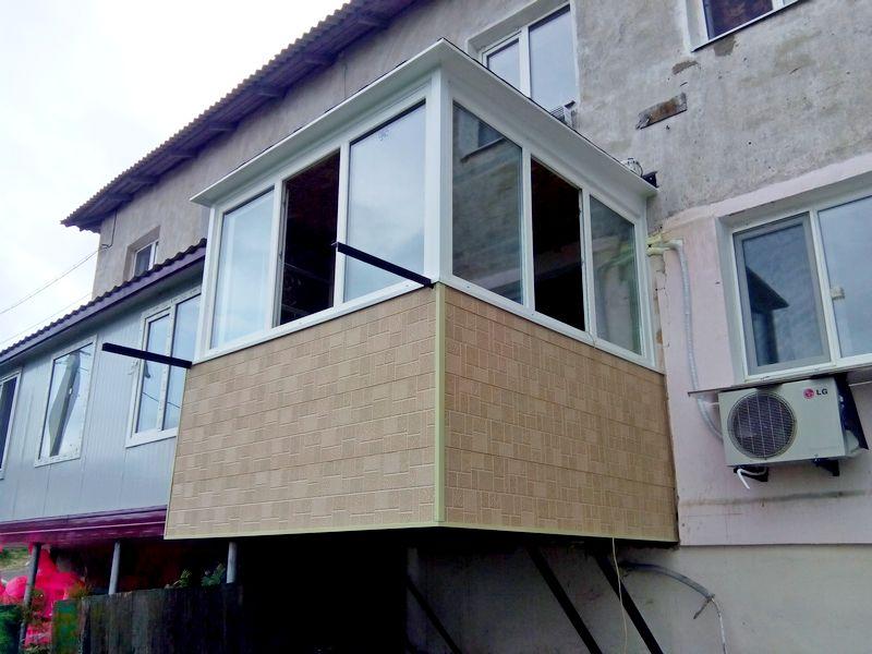 Компания балкон - наши выполненные проекты..